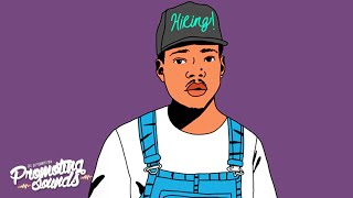 saba chance the rapper   log out