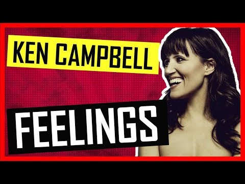 Nina Conti: SEX, FEELINGS FOR KEN CAMPBELL - EXCLUSIVE INTERVIEW by Kevin Durham