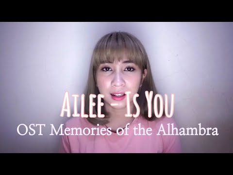 Ailee (에일리) - Is You | OST Memories Of The Alhambra (알함브라 궁전의 추억 OST) (cover By Ardina Glenda)