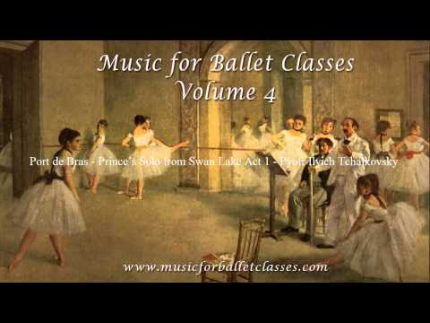 Music for Ballet Class Vol. 4 - Previews of Every Track