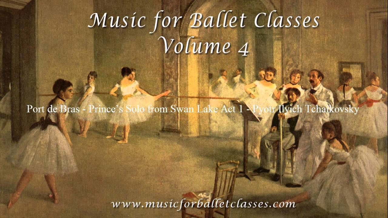 Music For Ballet Class Vol 4 Previews Of Every Track Youtube