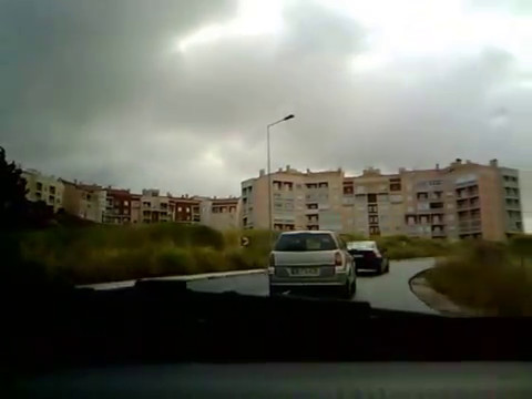 Morning traffic to work 12/05/2017 - Cacém to Lisbon