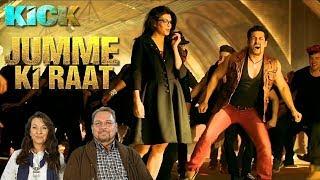 Jumme Ki Raat Full Video Song - Reaction and Re...
