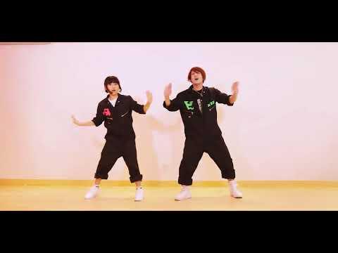 練習用『反転』【YUMA×りりり】ピースサイン 踊ってみた【オリジナル振付】【MIRROR】