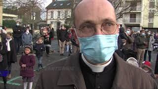 Yvelines | Des catholiques demandent le retour de la messe