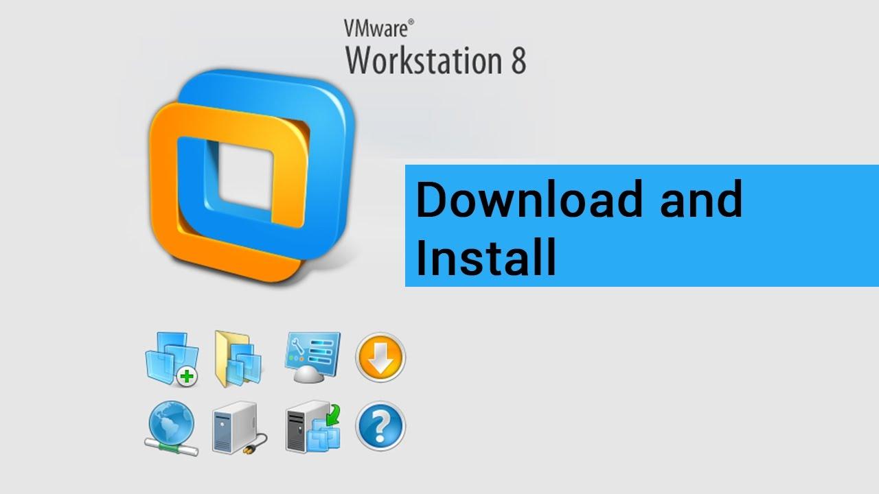 download vmware workstation 8