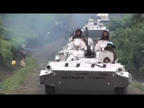 War Against Haiti-UN Recovery  /MM Communication Bangladesh