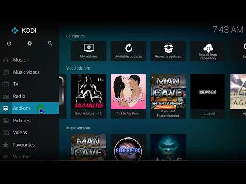 Best Adult Kodi Addon 2018 | Fantastic Addon For Adult | Overview and Install Guide