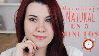 Baixar ⏰ Lista en 5 minutos ⏰ Maquillaje natural