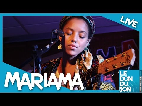 Mariama au DON DU SON - Interview