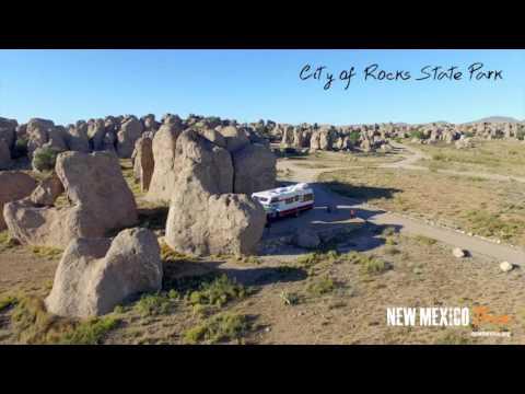 True OVERviews-City of Rocks State Park