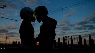 Moto Love-Story. Alex & Olya