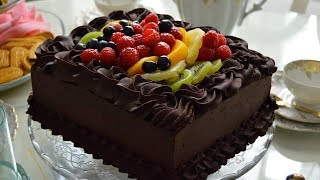 chocolate cake without oven in urdu