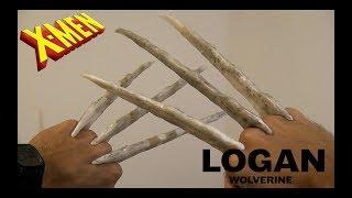 Как сделать костяные когти Росомахи\Кастет Логана