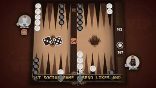 VIP Backgammon Trailer - Play Free With Friends