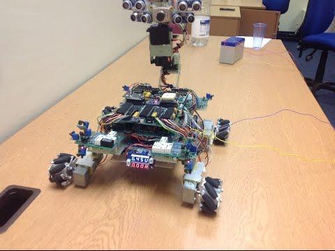 NXTway-GS Self-Balancing Two-Wheeled Robot Controller