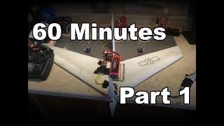 UAV Flight Time - 60 Minutes on a Budget [Part 1]