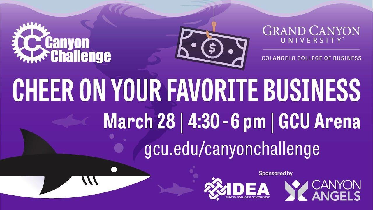 Canyon Challenge 2018 | Grand Canyon University