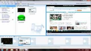 Windows Movie Maker Tutorial - Easily Import a Video