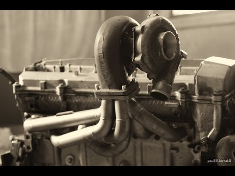 How to turbo BMW m50/m52 engine, part 1 - introduction