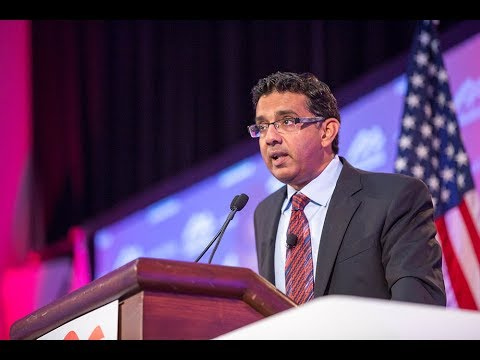 Dinesh D'Souza LIVE at YAF's 40th annual National Conservative Student Conference