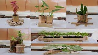 6 Beautiful DIY Bamboo Planter Ideas