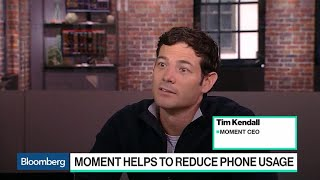 How Moment Helps People Disconnect From Their Phones