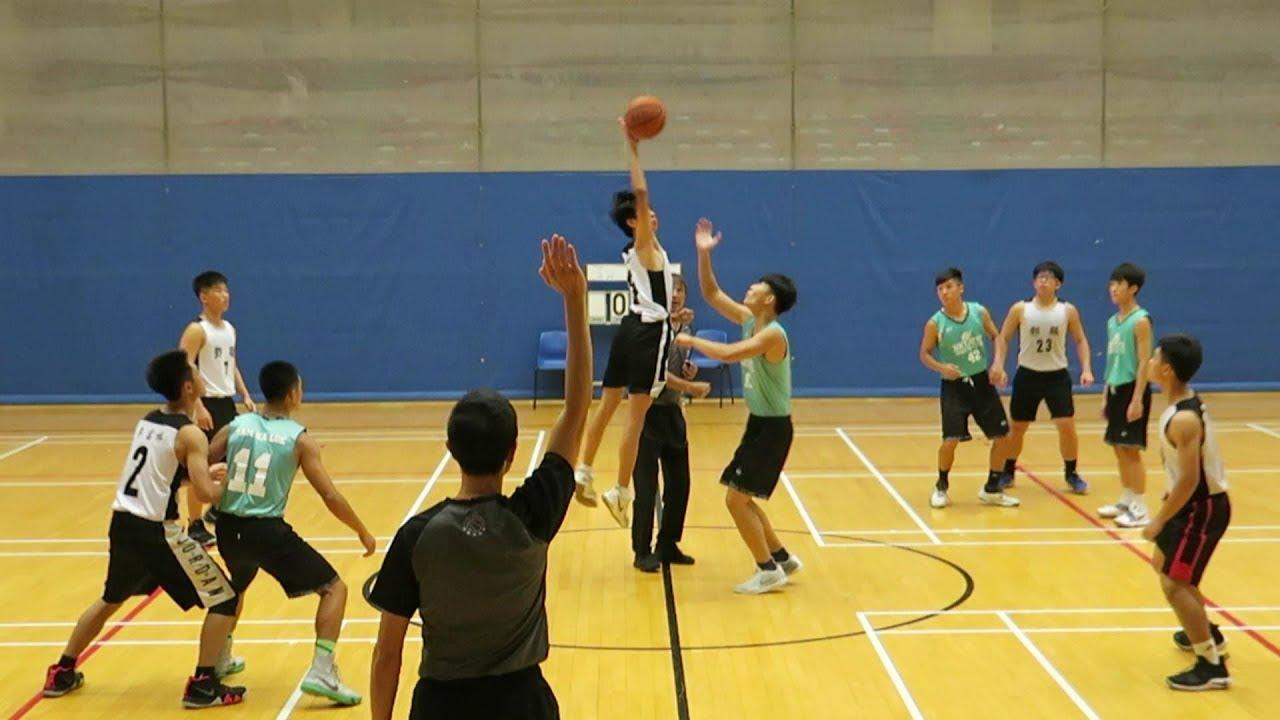 鄧顯vs圓玄二中(2018.11.14.大北區學界男子籃球高級組十六強)精華 - YouTube