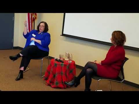 (2/3) 16th District Congressional Candidate Forum: Sara Dady