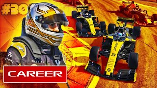 F1 2019 Career Mode Part 30: ITS ALL KICKED OFF