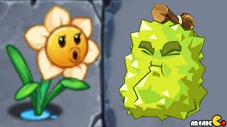 Plants Vs Zombies 2 Online - NEW PLANTS Unlocked Durian & Narcissus!