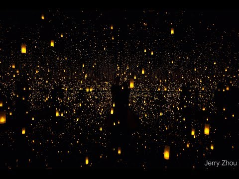 Infinity Mirrors Special Exhibition by Yayoi Kusama at The Broad Los Angeles