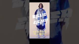 Billie Eilish explains her favourite looks from her Vogue cover shoot - Vogue Australia