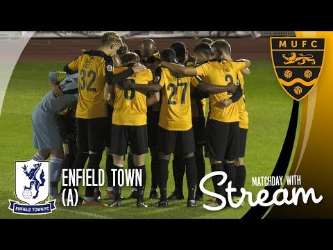 Enfield Town Vs Maidstone United (17/10/17)