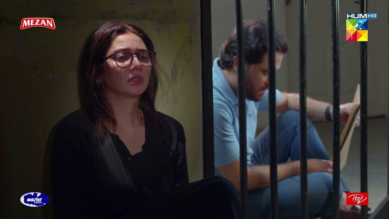Sochti Hoon.. Qaid Kaat Loun.. | Best Moment | #HumKahanKeSachayThay | #HUMTV Drama