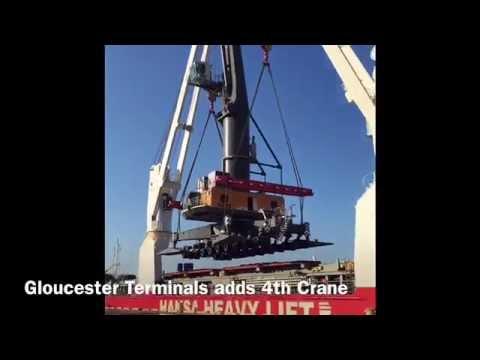 Liebherr Crane Discharge