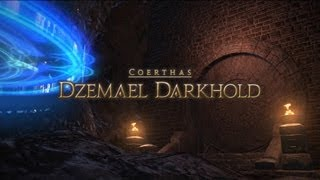 "Final Fantasy XIV - A Realm Reborn ""Dzemael Darkhold Dungeon""  (PC) 1080p"