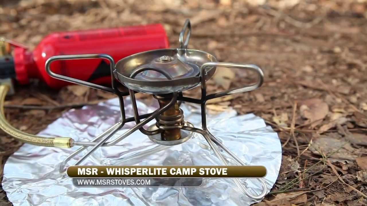 MSR WhisperLite Stoves