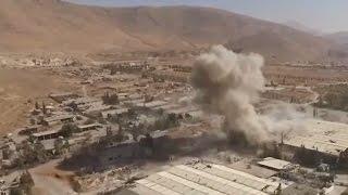 Какой военной техникой владеет сирийская армия