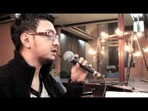 JUST THE WAY YOU ARE Barry White Karaoke Version  by Ronny Joewono