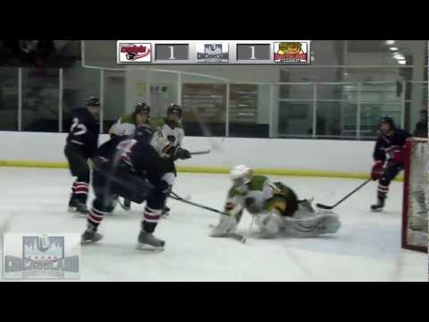 Highlights from the Vernon Hills Capitals vs. the Brookfield Battalion 3-3-12