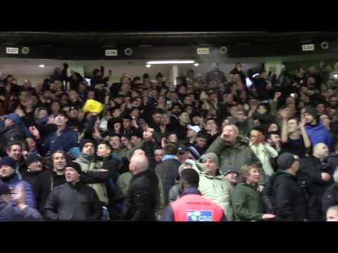 Man City fans are bosses of Old Trafford