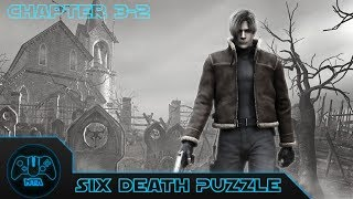 Resident Evil 4 HD Chapter 3-2 Six Death Puzzle