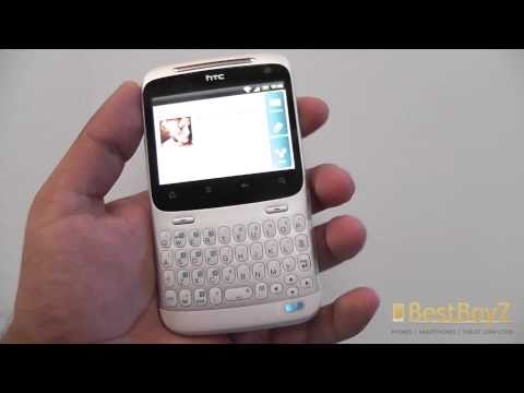 #MWC | Hands-on: HTC ChaCha | BestBoyZ
