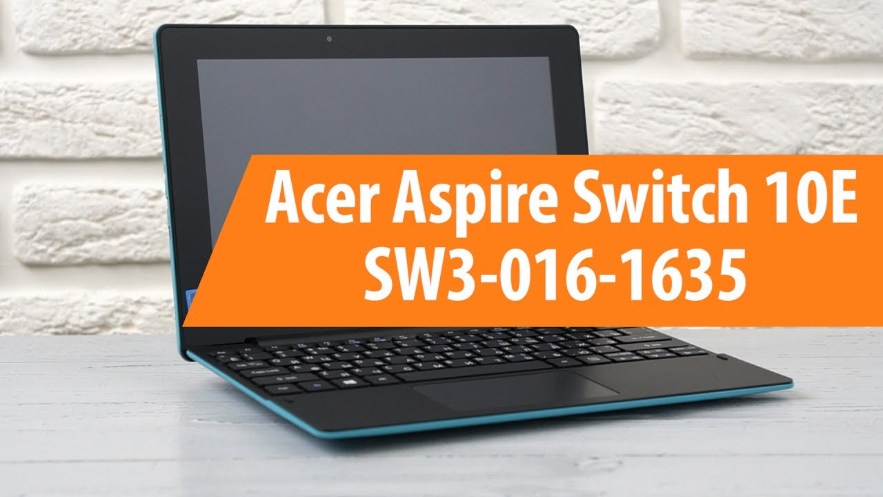 Acer SW3-016 Drivers for PC