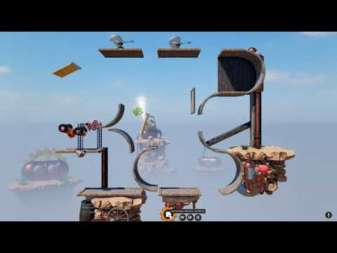 Crazy Machines 3 - Crazy Solutions ;) |