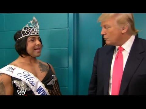 Trump Twins and Miss Universe Alicia M - Predictive Programming