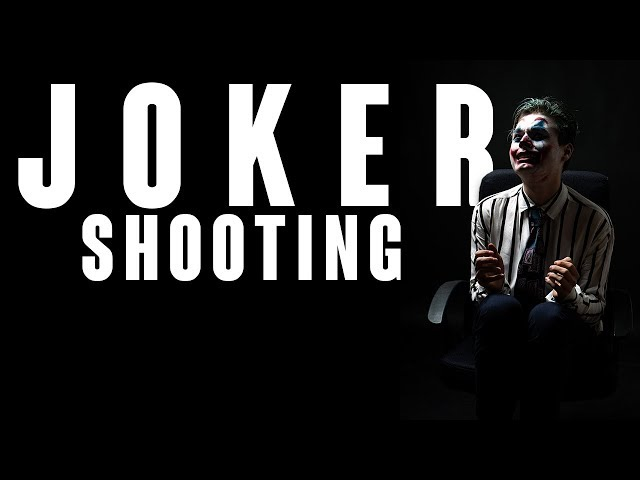 Shooting Joker