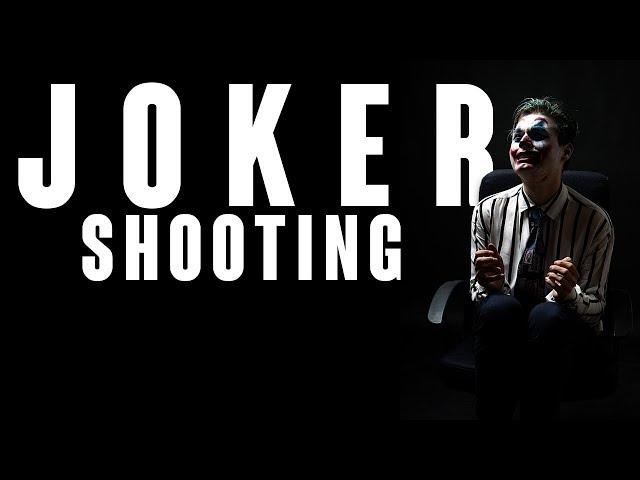 Shooting Joker