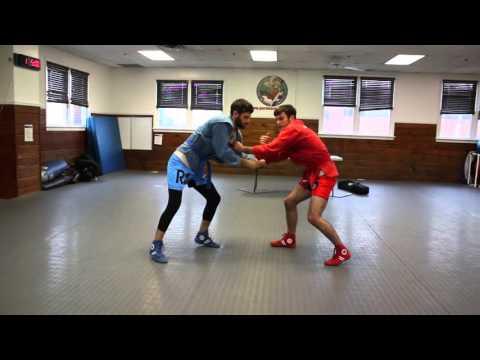 The John Wick Throw - Stylish but Effective Sambo Takedown by Elliot Hill